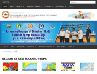 dilg9.org screenshot