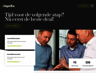 diligence.nl screenshot