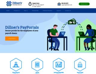 dillners.com screenshot