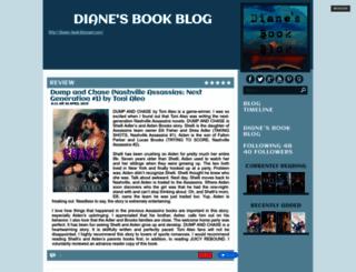 dilynch.booklikes.com screenshot