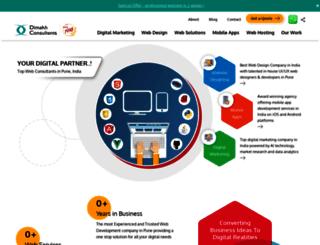 dimakhconsultants.com screenshot