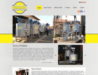dimensaomaquinas.com.br screenshot