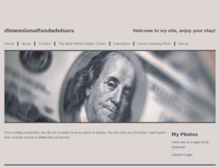 dimensionalfundadvisors.bravesites.com screenshot