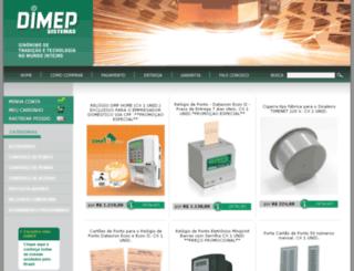 dimeponline.com.br screenshot