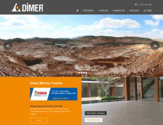 dimer.com.tr screenshot