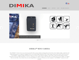 dimikacamera.com screenshot
