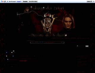 dimoradeivolturi.forumattivo.it screenshot