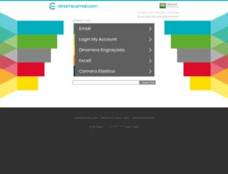 dinamicamail.com screenshot