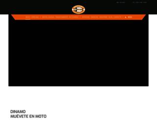 dinamotos.com screenshot