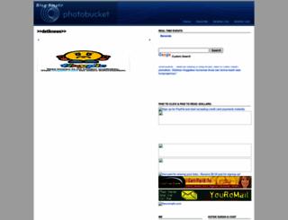 dinandbarat.blogspot.com screenshot