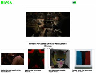 dinca.org screenshot