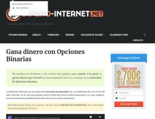 dinero-internet.net screenshot