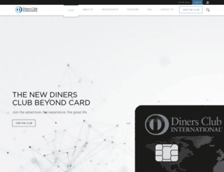 dinersclub.co.za screenshot