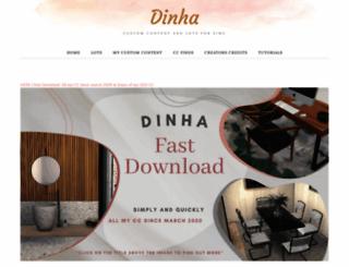 dinha-gamer.blogspot.pt screenshot