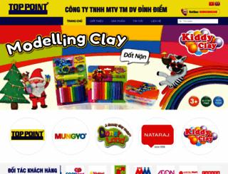 dinhdiem.com screenshot