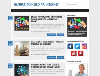 dinheiroganhar.net screenshot