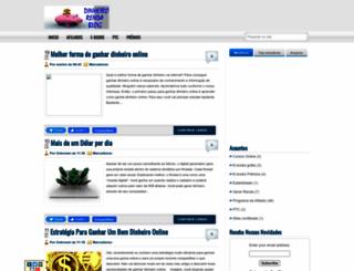 dinheirorendablog.blogspot.com.br screenshot