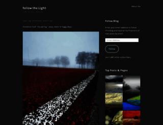 dinishots.wordpress.com screenshot
