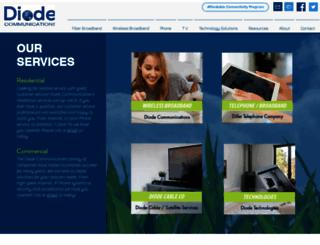 diodecom.net screenshot