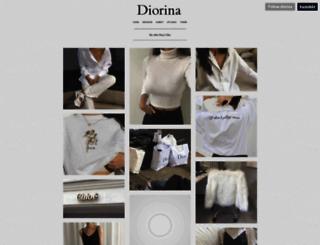 diorina.tumblr.com screenshot