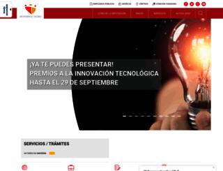 dip-caceres.es screenshot