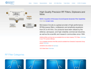 diplexers.com screenshot