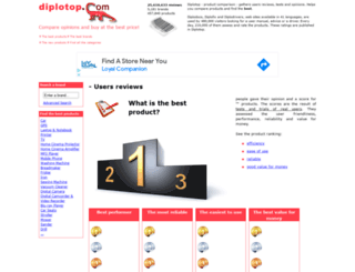 diplotop.com screenshot