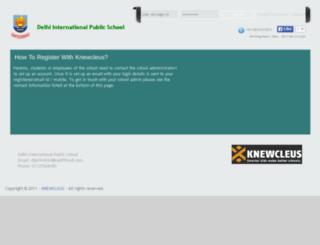 dips.knewcleus.com screenshot