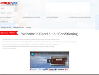 direct-air.com.au screenshot