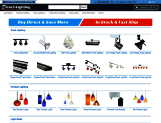 direct-lighting.com screenshot