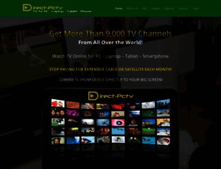 direct-pctv.com screenshot
