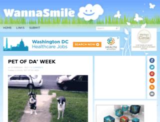 direct.wannasmile.com screenshot
