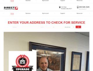 directcom.com screenshot
