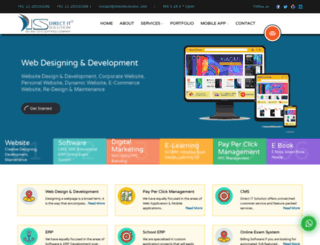 directitsolution.com screenshot