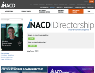 directorship.com screenshot