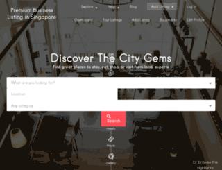 directory-biz.com screenshot