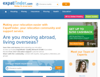 directory.expatfinder.com screenshot