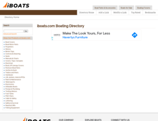 directory.iboats.com screenshot