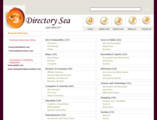 directorysea.com screenshot