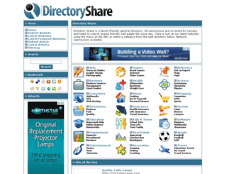directoryshare.com screenshot