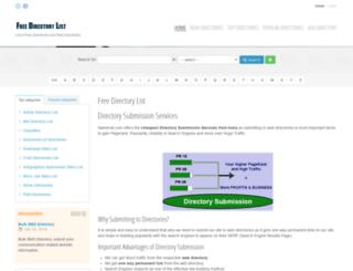 directorysubmission.sammrat.com screenshot