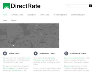 directrate.com.au screenshot