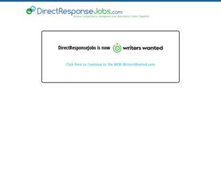 directresponsejobs.com screenshot