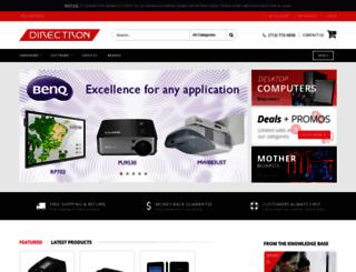 directron.com screenshot