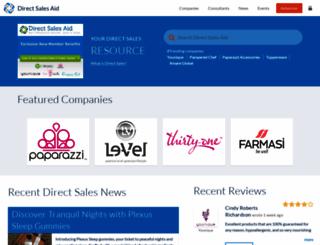 directsalesaid.com screenshot
