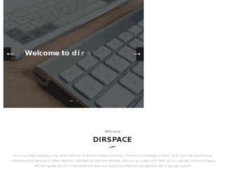 dirspace.com screenshot