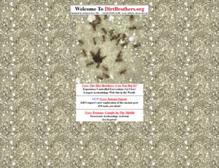 dirtbrothers.org screenshot
