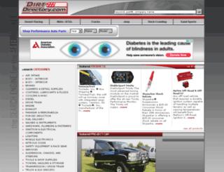 dirtdirectory.com screenshot