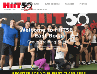dirtfitness.com screenshot