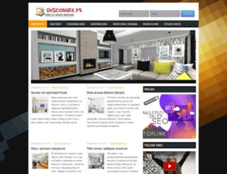 discomax.pl screenshot